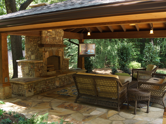 Outdoor Living Lundberg Specialty Services