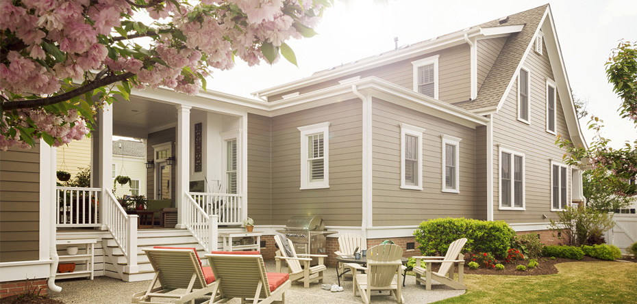 Siding Style And Form In Certainteed Siding Lundberg Specialty Services