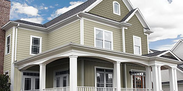 James Hardie Siding House